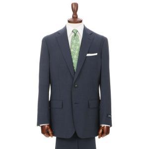 2パンツスーツ/メンズ/春夏/ツーパンツ・ウォッシャブル・COOL MAX/BASIC 2つボタンスーツ NZ-01 ブルー×ネイビー|uktsc