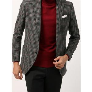 ビジネスジャケット/メンズ/秋冬/blazer's bank.com/ネップツイードジャケット/Fa...