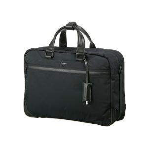 ブリーフケース/ビジネスバッグ/メンズ/PELLE MORBIDA/3WAYブリーフケース ネイビー|uktsc