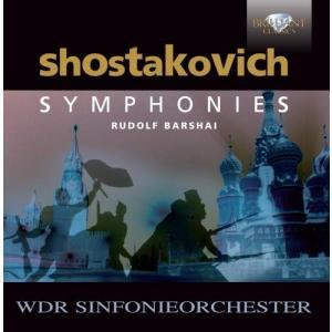 【★新品★】ショスタコーヴィチ:交響曲全集 (Shostakovish: Symphonies) 在庫処分!
