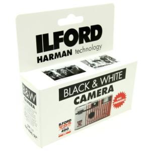 【★新品★】ILFORD レンズ付きフィルム XP2 ISO400 27枚撮り 1174186 在庫...