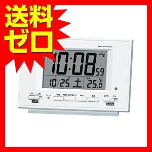 セイコー 電波デジタル目覚まし時計 白 SQ7...の関連商品3