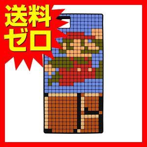 スーパーマリオブラザーズ iPhone7/6s/6対応 シリコンケース  Aタイプ MRB-04A スーパーマリオブラザーズ iPhone7対応キャラクターケース|ulmax