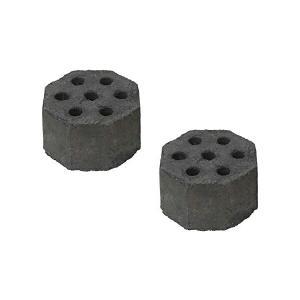 イージーチャコール ミニ 2個組 UL-0511 (木炭) ulmax