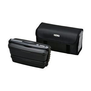 弁当箱 フレッシュランチボックス 900ml DJB-905W ブラックグレー ulmax