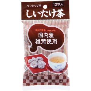 OSK しいたけ茶 ワンカップ用スティック 2g×12本 商...