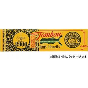 トンボ鉛筆 8900-B 鉛筆 8900B 1ダース 【送料無料】  商品は1点 (個) の価格にな...