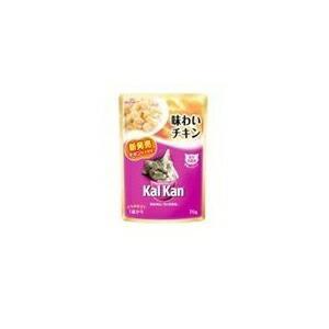 カルカン パウチ 味わいチキン 70g キャットフード 猫 ネコ ねこ キャット cat ニャンちゃん【送料無料】 商品は1点 (個) の価格になります。|ulmax