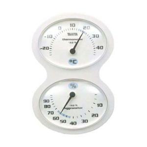 温湿度計 ホワイト TT-509-WH TANITA|1805NFTT^