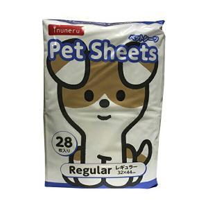 inuneru ( イヌネル ) IN‐082 ペットシーツレギュラー28枚 ペットシーツ 犬 イヌ いぬ ドッグ ドック dog ワンちゃん 商品は1点 ( 個 ) の価格になります。|ulmax