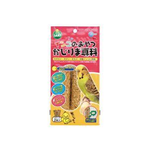 マルカン インコのおやつ かじりま専科 2本 ...の関連商品4