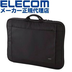 エレコム BM-IB017BK パソコンケース 15.6インチ ( macbook pro 15 ) 取っ手付 ブラック|ulmax