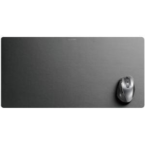 エレコム マウスパッド 超大判 ブラック MP-DM01BK |1302ELZC^