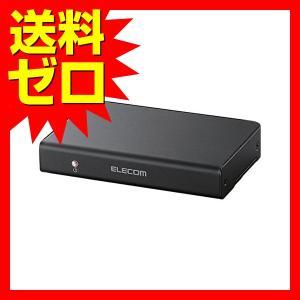 エレコム HDMI分配器 1入力 2出力 VSP-HD12BK |1302ELZC^