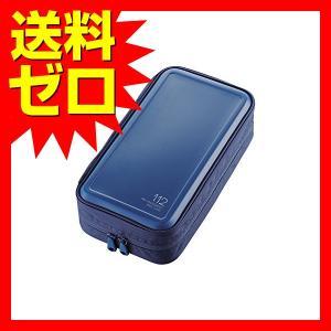 エレコム DVD BD CDケース セミハード 112枚収納 ブルー CCD-HB112BU ELECOM / DVDケース / BDケース  【送料無料】