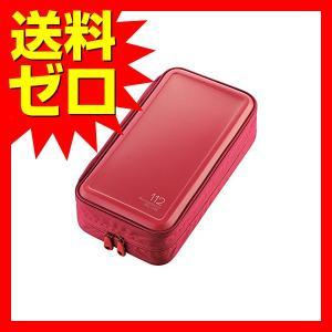 エレコム DVD BD CDケース セミハード 112枚収納 レッド CCD-HB112RD ELECOM / DVDケース / BDケース  【送料無料】