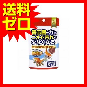 イトスイ金魚の主食納豆菌色揚げ40g エサ えさ 餌 フード 金魚 きんぎょ 商品は1点 ( 個 ) の価格になります。|ulmax