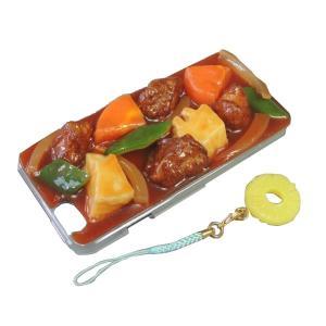 日本職人が作る  食品サンプル iPhone6ケース 酢豚 IP-611|ulmax