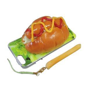 日本職人が作る  食品サンプル iPhone6ケース ホットドッグ IP-615|ulmax