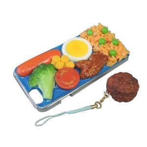 日本職人が作る  食品サンプル iPhone6ケース お弁当 IP-623|ulmax
