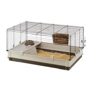 ferplast(ファープラスト) ウサギ用ケージセット クロリック ラージうさぎ 屋内 洗いやすい|ulmax
