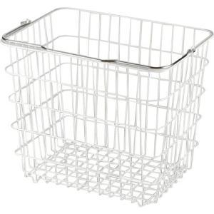 パール金属 ブラン ランドリーバスケットLサイズ HB-2979シンプル 洗濯 ステンレス|ulmax