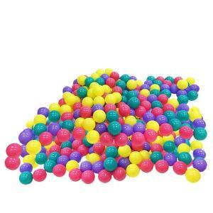 カラフルボール 7cm×500球ハウス 子供 おもちゃ|ulmax