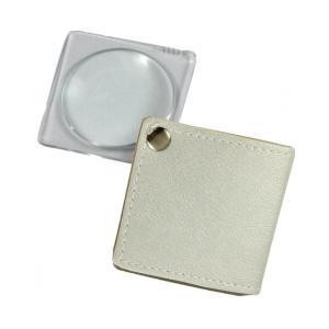 MIZAR(ミザールテック) 3.0倍 折りたたみ 携帯用ポケットルーペ RK-30PWH ホワイト|ulmax