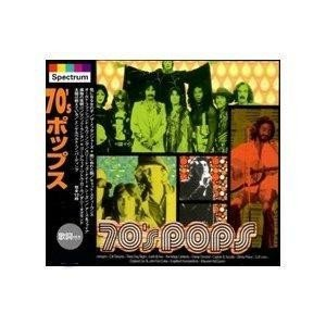 CD 70's pops(70's ポップス) EJS-4182
