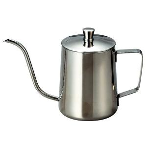 Brew Coffee(ブリューコーヒー) ドリップポット(シルバー) 51643かわいい やかん 調理器具|ulmax