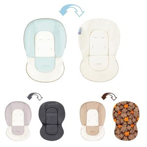 Combi(コンビ) スウィングベッド&チェア専用 着せ替えリバーシブルクッション洗濯機可 簡単 洗える ulmax