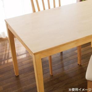 貼ってはがせるテーブルデコレーション 90×150cm TO(透明) KTC-透明シート 傷防止 テーブルクロス|ulmax