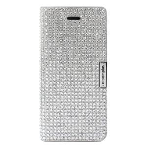 dreamplus iPhone8/7 Persian Leather Diary シルバー|ulmax