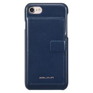Eboluir iPhone8/7 BackPack Bar ネイビー|ulmax