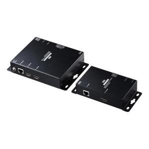サンワサプライ PoE対応HDMIエクステンダー(セットモデル) VGA-EXHDPOE2|ulmax