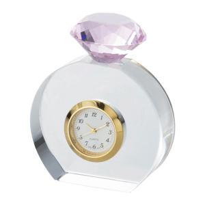 指輪をモチーフにしたエレガントなデザインの置時計です。プレゼントにもおすすめです。 生産国:中国 素...
