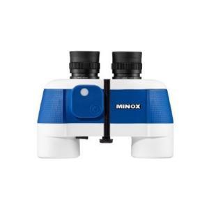 MINOX ミノックス 海上用デジタル双眼鏡 BN ノーティク 7×50 オーシャンブルー|ulmax