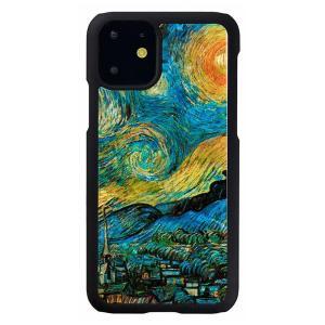 ikins(アイキンス) iPhone 11 天然貝ケース 星月夜 I16877i61R|ulmax