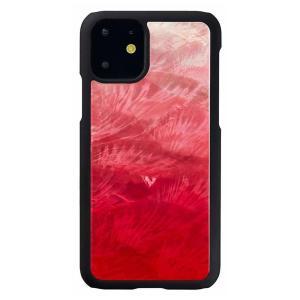 ikins(アイキンス) iPhone 11 天然貝ケース Pink Lake I16879i61R|ulmax