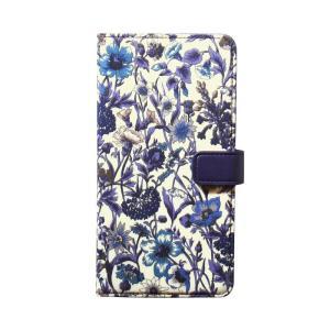 ZENUS(ゼヌス) iPhone 11 スライド式手帳型ケース Liberty Diary バイオレット Z18327i61R ulmax