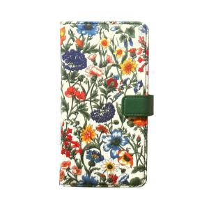 ZENUS(ゼヌス) iPhone 11 スライド式手帳型ケース Liberty Diary グリーン Z18328i61R ulmax