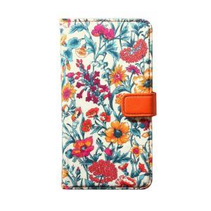 ZENUS(ゼヌス) iPhone 11 スライド式手帳型ケース Liberty Diary オレンジ Z18329i61R ulmax