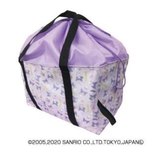 折り畳み保冷保温バッグ チラシ柄 クロミ 67699604|ulmax