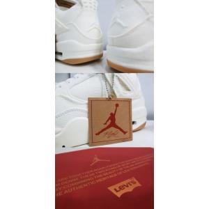 Jordan バッシュ スニーカー シューズ  エアジョーダン ジョーダン ナイキ Levi's x Air Jordan 4 Retro NRG