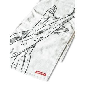 井上雄彦 タオル スラムダンク フェイスタオル  フラワー 井上雄彦 SlamDunk FLOATER Towel ult-collection