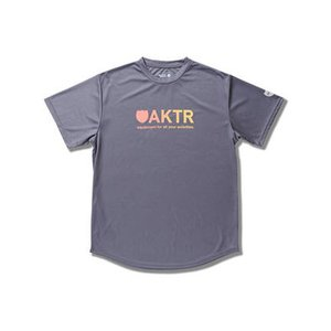 AKTR ウェア Tシャツ  アクター BOOTLEG GRADATION LOGO SPORTS TEE|ult-collection
