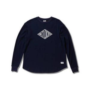 AKTR ウェア ロング Tシャツ ロンT アクター AKTLOCAL WAFFLE  L/S TEE|ult-collection