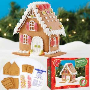 カナダ製 ジンジャーブレッドスモールハウスキット Create A Treat クリスマス ハウスキット 送料無料