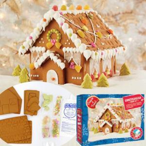 カナダ製 プレミアムジンジャーブレッドハウスキット Lサイズ  reate A Treat クリスマス ハウスキット 送料無料
