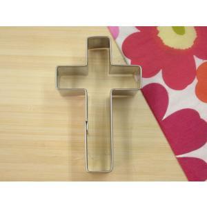 クッキー抜き型・十字架
